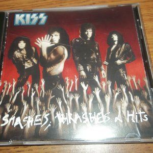 KISS - SMASHES THRASHES HITS CD